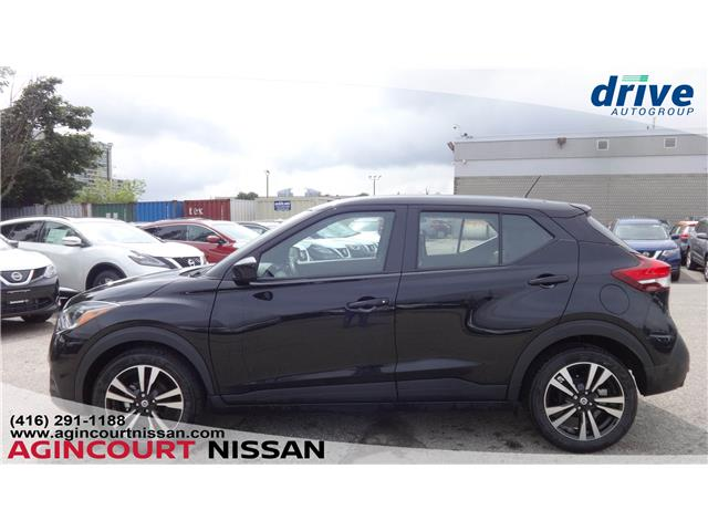 2019 Nissan Kicks SV (Stk: U12590) in Scarborough - Image 2 of 19