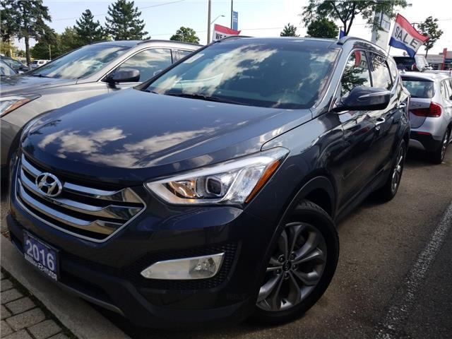 2016 Hyundai Santa Fe Sport 2.0T Limited (Stk: OP10444) in Mississauga - Image 1 of 20