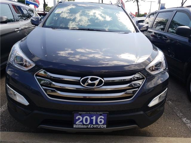 2016 Hyundai Santa Fe Sport 2.0T Limited (Stk: OP10444) in Mississauga - Image 2 of 20