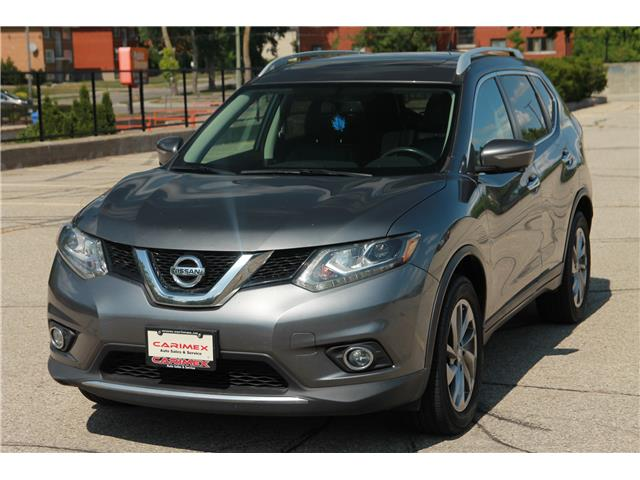 2014 Nissan Rogue SL (Stk: 1902046) in Waterloo - Image 1 of 27