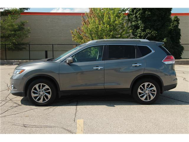 2014 Nissan Rogue SL (Stk: 1902046) in Waterloo - Image 2 of 27