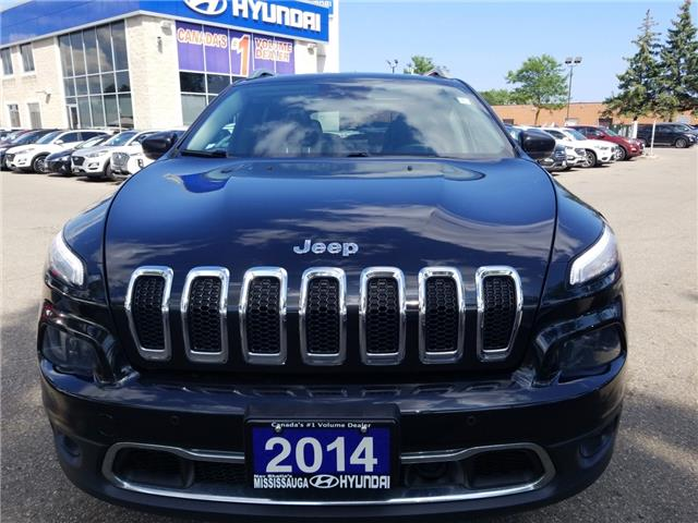 2014 Jeep Cherokee Limited (Stk: 39347AA) in Mississauga - Image 2 of 23