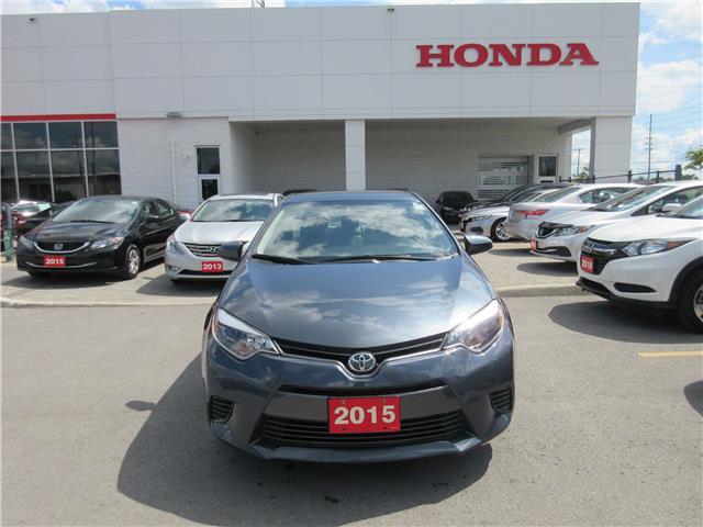 2015 Toyota Corolla LE ECO (Stk: VA3558) in Ottawa - Image 2 of 15