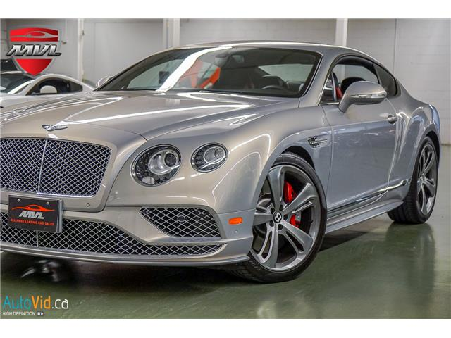 2017 Bentley Continental GT Speed (Stk: ) in Oakville - Image 1 of 32