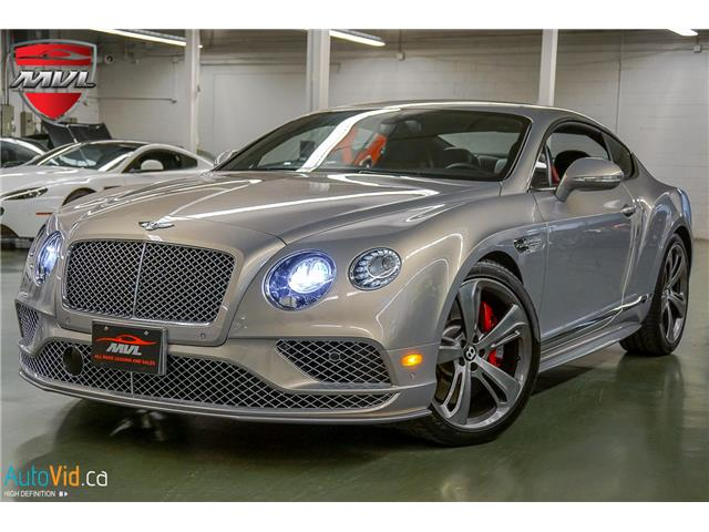 2017 Bentley Continental GT Speed (Stk: ) in Oakville - Image 2 of 32