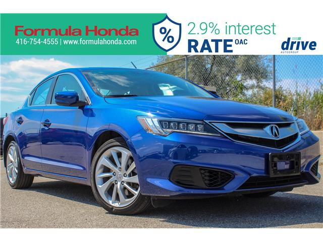 2017 Acura ILX Technology Package (Stk: B11328) in Scarborough - Image 1 of 29