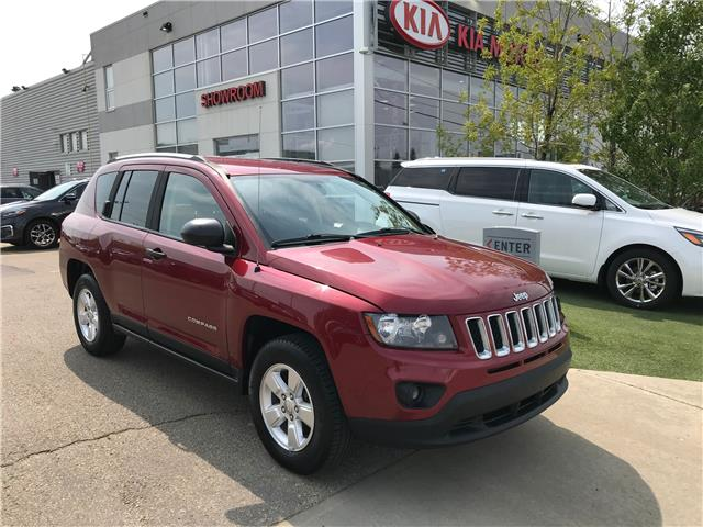 2014 Jeep Compass Sport/North (Stk: 21562A) in Edmonton - Image 1 of 20