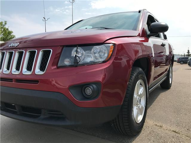 2014 Jeep Compass Sport/North (Stk: 21562A) in Edmonton - Image 6 of 20