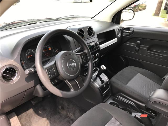 2014 Jeep Compass Sport/North (Stk: 21562A) in Edmonton - Image 10 of 20