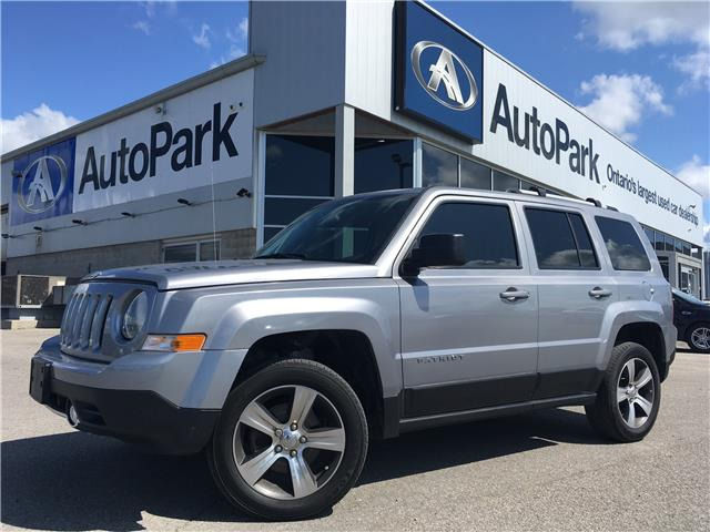 Used 2016 Jeep Patriot Sport/North for Sale in Barrie