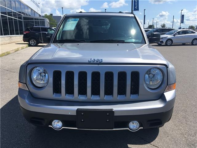 2016 Jeep Patriot Sport/North (Stk: 16-24094MB) in Barrie - Image 2 of 26