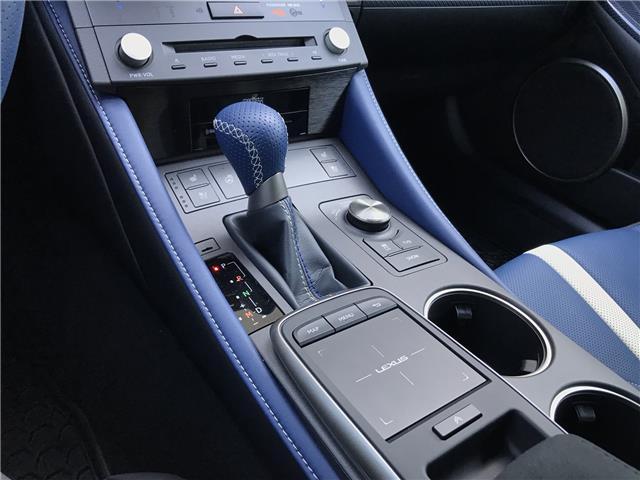 2019 Lexus RC F  (Stk: RC-F) in Markham - Image 19 of 28