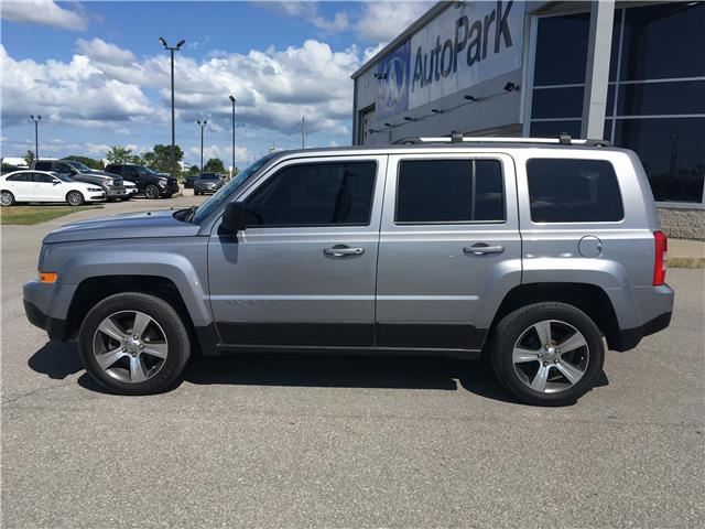 2016 Jeep Patriot Sport/North (Stk: 16-24094MB) in Barrie - Image 8 of 26