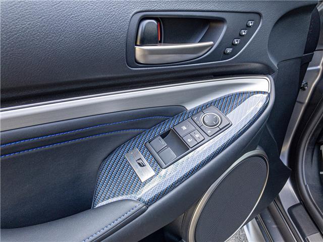 2019 Lexus RC F  (Stk: RC-F) in Markham - Image 27 of 28