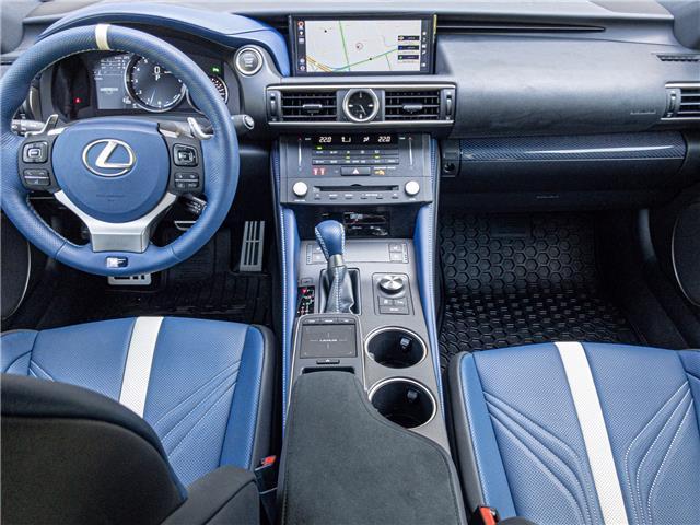 2019 Lexus RC F  (Stk: RC-F) in Markham - Image 24 of 28