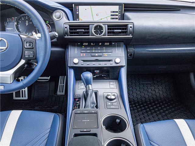 2019 Lexus RC F  (Stk: RC-F) in Markham - Image 22 of 28