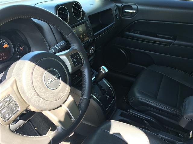 2016 Jeep Patriot Sport/North (Stk: 16-24094MB) in Barrie - Image 14 of 26