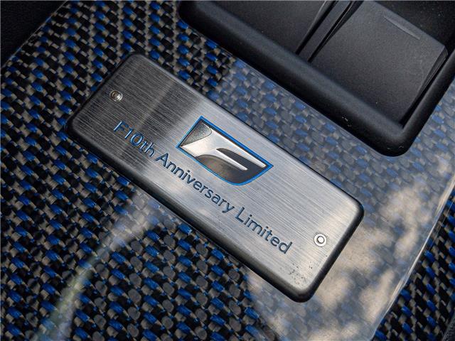 2019 Lexus RC F  (Stk: RC-F) in Markham - Image 28 of 28