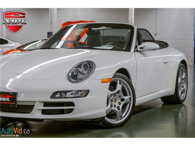 2008 Porsche 911 Carrera (Stk: ) in Oakville - Image 1 of 43