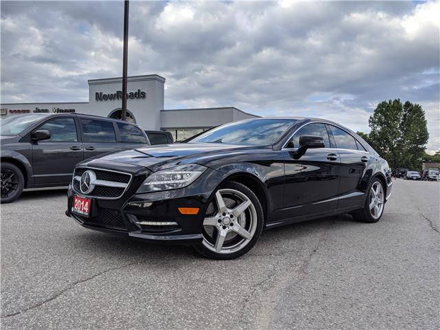 2014 Mercedes-Benz CLS-Class Base (Stk: 23909P) in Newmarket - Image 1 of 27
