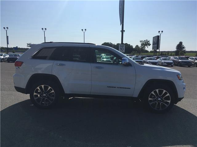 2018 Jeep Grand Cherokee Limited (Stk: 18-09415RMB) in Barrie - Image 4 of 30