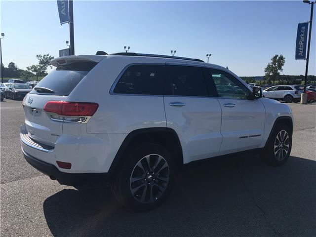 2018 Jeep Grand Cherokee Limited (Stk: 18-09415RMB) in Barrie - Image 5 of 30
