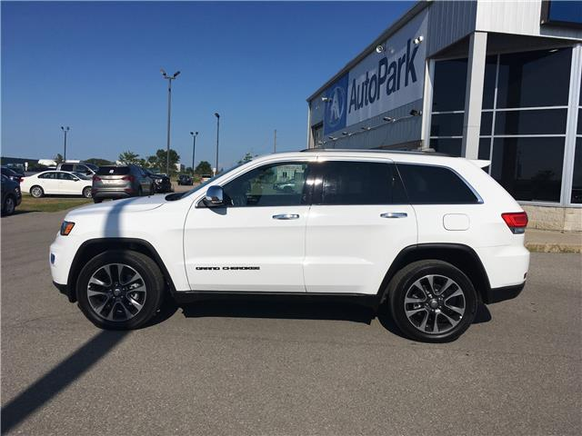 2018 Jeep Grand Cherokee Limited (Stk: 18-09415RMB) in Barrie - Image 8 of 30