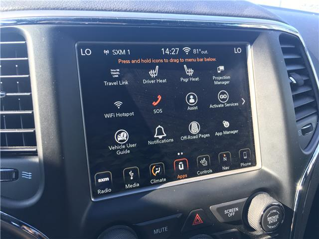 2018 Jeep Grand Cherokee Limited (Stk: 18-09415RMB) in Barrie - Image 28 of 30