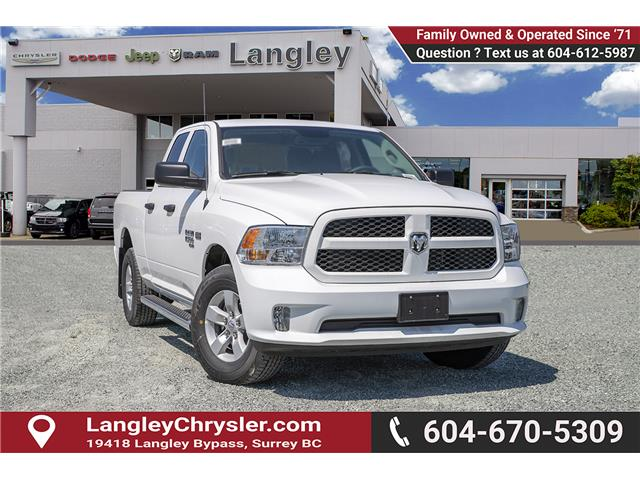2019 RAM 1500 Classic ST (Stk: K647554) in Surrey - Image 1 of 25