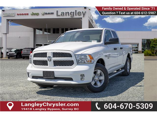 2019 RAM 1500 Classic ST (Stk: K647554) in Surrey - Image 3 of 25