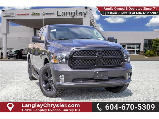 2019 RAM 1500 Classic ST (Stk: K652030) in Surrey - Image 1 of 28