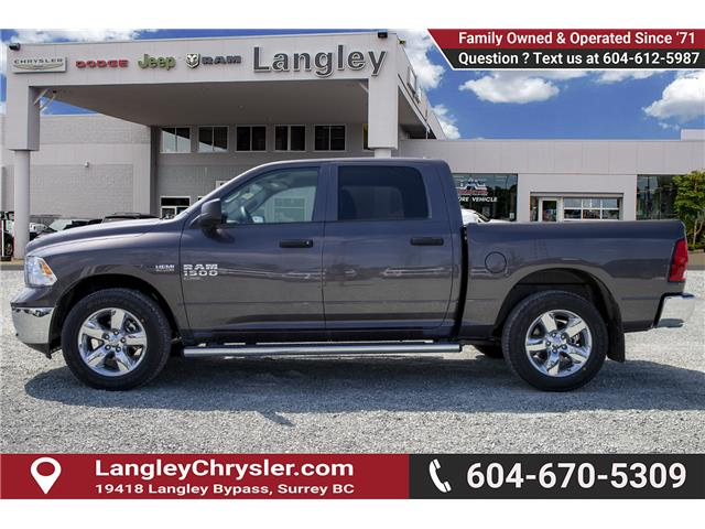 2019 RAM 1500 Classic ST (Stk: K615123) in Surrey - Image 4 of 27