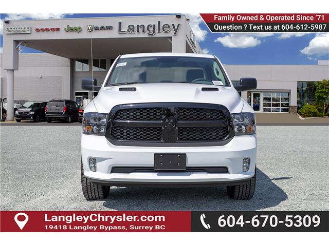2019 RAM 1500 Classic ST (Stk: K671268) in Surrey - Image 2 of 27