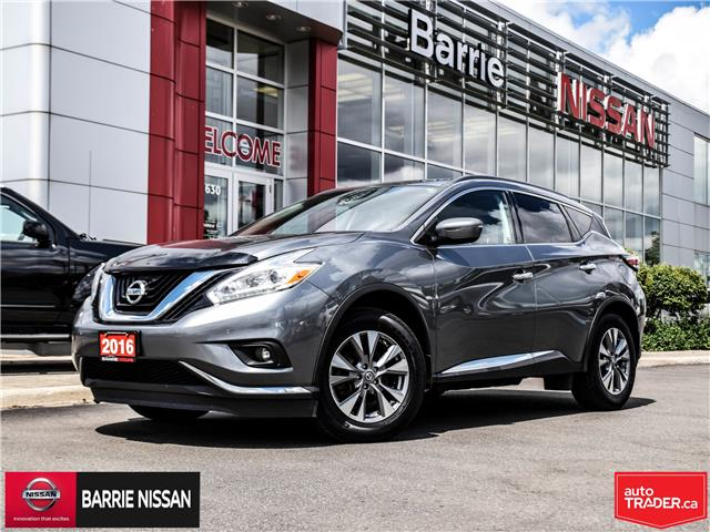 2016 Nissan Murano SV (Stk: 19500A) in Barrie - Image 1 of 26
