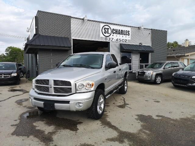 2007 Dodge Ram 1500 ST (Stk: -) in Winnipeg - Image 1 of 13