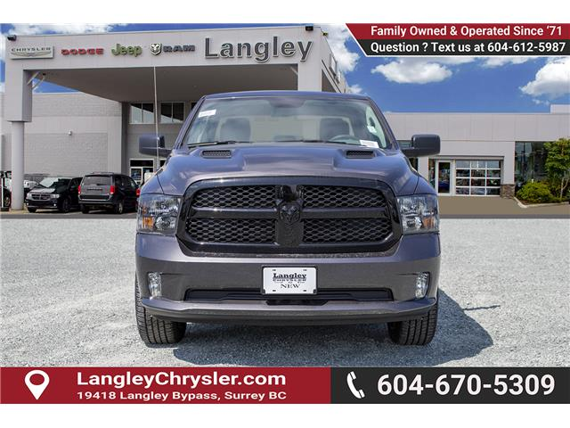 2019 RAM 1500 Classic ST (Stk: K649892) in Surrey - Image 2 of 27