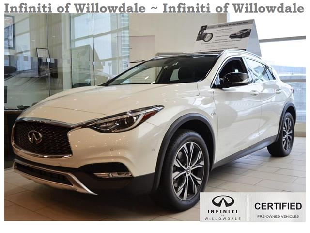 2018 Infiniti QX30  (Stk: DEMO-H7621) in Thornhill - Image 1 of 8