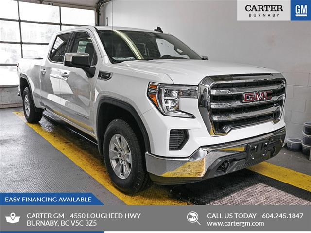2019 GMC Sierra 1500 SLE (Stk: 89-18230) in Burnaby - Image 1 of 11