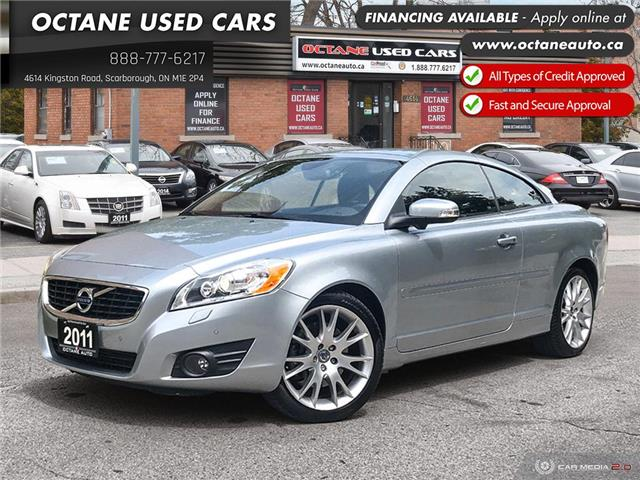 2011 Volvo C70 T5 (Stk: ) in Scarborough - Image 1 of 25