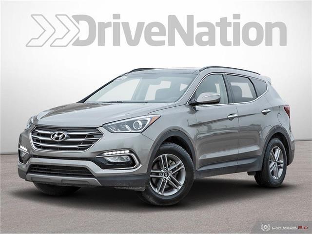 2018 Hyundai Santa Fe Sport 2.4 SE 5NMZUDLB8JH062201 NE217 in Calgary