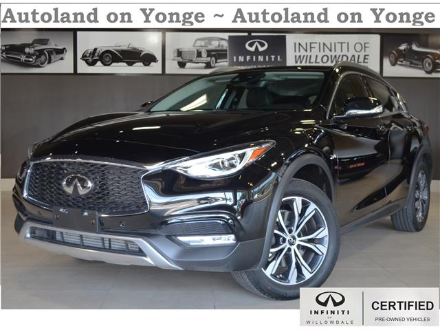 2017 Infiniti QX30  (Stk: AUTOLAND-H7076A) in Thornhill - Image 1 of 33