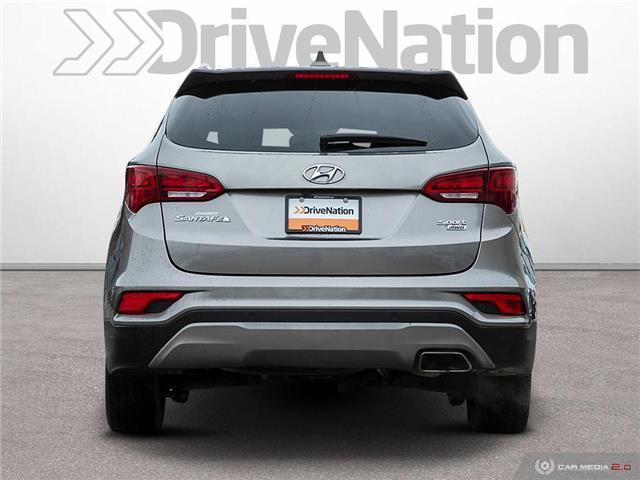 2018 Hyundai Santa Fe Sport 2.4 SE (Stk: NE217) in Calgary - Image 5 of 27