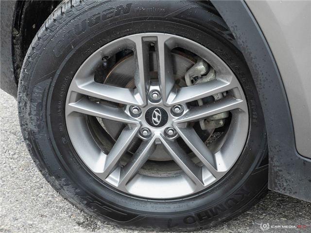 2018 Hyundai Santa Fe Sport 2.4 SE (Stk: NE217) in Calgary - Image 6 of 27