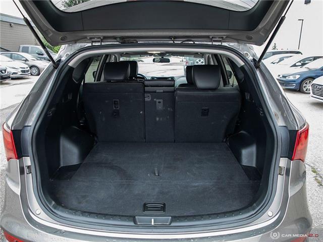 2018 Hyundai Santa Fe Sport 2.4 SE (Stk: NE217) in Calgary - Image 11 of 27