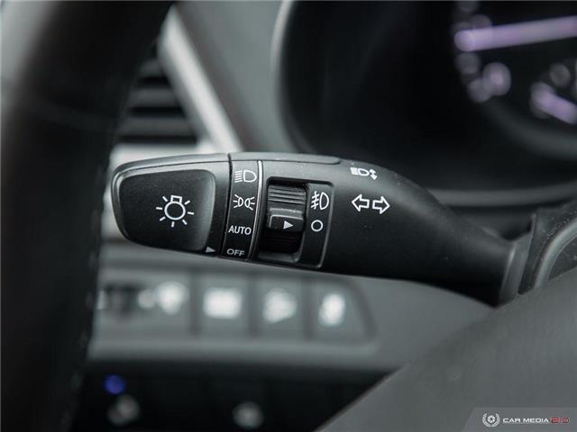 2018 Hyundai Santa Fe Sport 2.4 SE (Stk: NE217) in Calgary - Image 17 of 27