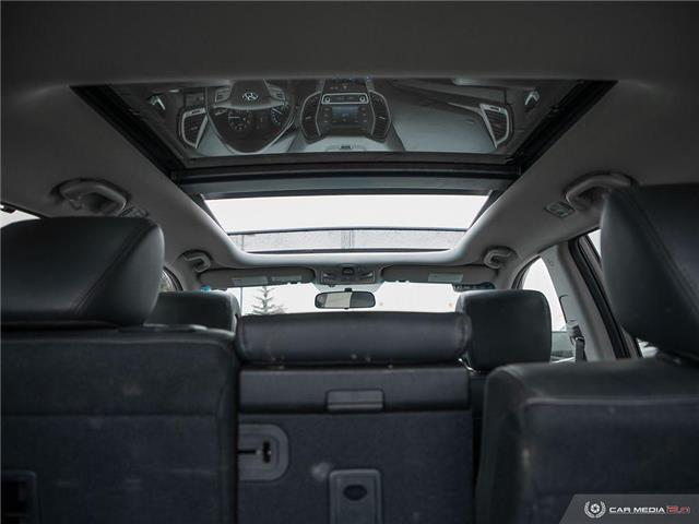 2018 Hyundai Santa Fe Sport 2.4 SE (Stk: NE217) in Calgary - Image 26 of 27