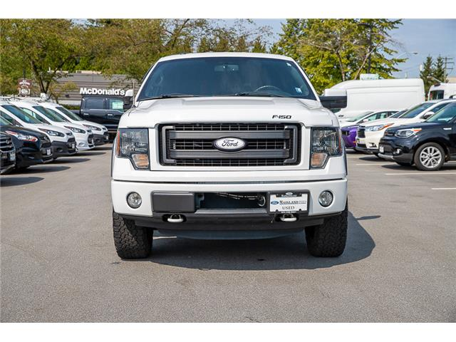 2013 Ford F-150 FX4 (Stk: P1584) in Vancouver - Image 2 of 26