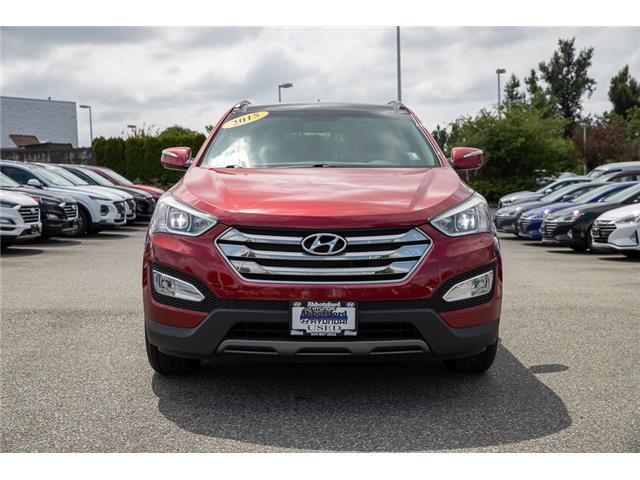 2015 Hyundai Santa Fe Sport 2.0T SE (Stk: AH8892) in Abbotsford - Image 2 of 30