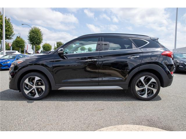 2017 Hyundai Tucson Ultimate (Stk: KT914747A) in Abbotsford - Image 4 of 28