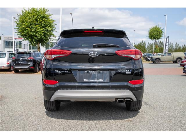 2017 Hyundai Tucson Ultimate (Stk: KT914747A) in Abbotsford - Image 6 of 28